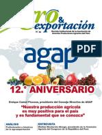 Revista Agro & Exportación N° 35