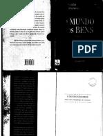 DOUGLAS, M e ISHERWOOD, B. O Mundo Dos Bens, Para Uma Antropologia Do Consumo.compressed