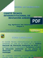 Cidea 2008-2015