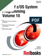 ABCs of Z_OS System Programming Vol 3