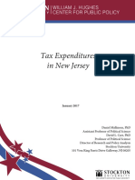 Tax Expenditures in New Jersey
