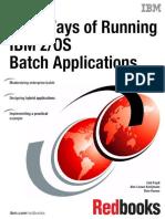 New Ways of Running IBM Z_OS Batch