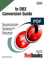 MySQL to DB2 Conversion Guide