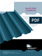 Roof and Wall Leaflet