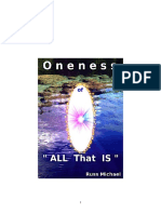 Oneness of All That is - Russ Michael