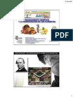 Dr. Oscar Diaz_Mejoramiento Genético y Modificación de Los Alimentos