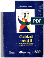 Libro Calidad Total II aseguramiento y mejora continua - Celina Alvear.pdf
