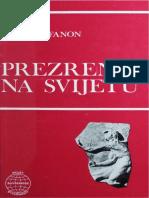 Frantz Fanon-Prezreni Na Svijetu