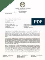 DA Kari Brandenburg's letter to feds about APD