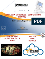 Auditoria, Seguridad y AWS