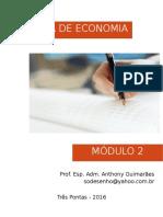 Apostila Economia II - Módulo 2