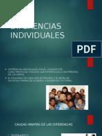 DIFERENCIAS-INDIVIDUALES