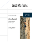 Gundlach Just Markets