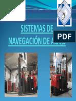 Sistemas de navegación AGVS