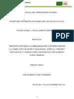 2.Documento de Analisis de Vialidad Tecnica, Financiera