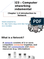 Computer Networking Fundamentals