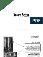 Kolom Beton