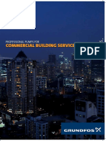 GRUNDFOS COMMERCIAL BUILDING SERVICES Catalogue