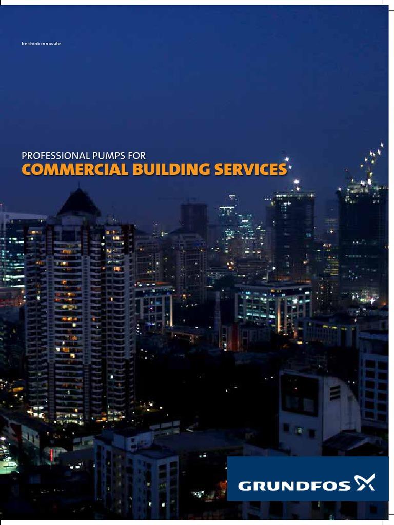 GRUNDFOS COMMERCIAL BUILDING SERVICES Catalogue | Pump