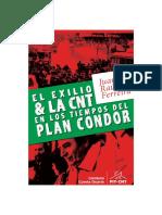 EL EXILIO Y LA CNT EN LOS TIEMPOS DEL PLAN CONDOR