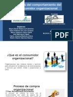 Comportamiento del consumidor organizacional