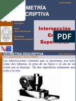 Capítulo 12 Intersección Entre Superficies