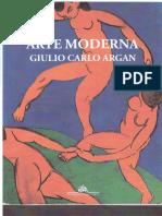 ARGAN – Arte Moderna (Cap. 5 – A Arte como Expressão)