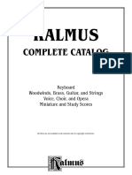 Kalmus Complete Catalog [2007]=2007_Kalmus_Catalog