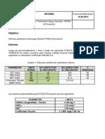 Informe Ptas El Encuentro