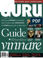 Guru Nr 2 - Nov 2000  (Magasinet Guru)