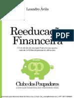 Leandro Avila - Reeducacao Financeira