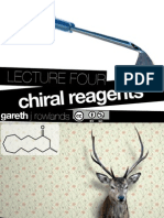 Chiral Reagents - Organic Chemistry from Examville.com