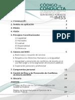Codigo Conducta IMSS