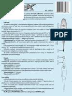 Termômetro Clínico Digital Med Flex - Incoterm.pdf