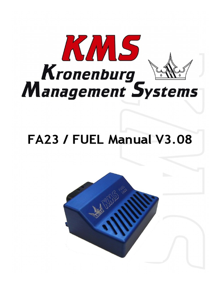 kms management fa23 fuel manual v3 08 turbocharger internal rh scribd com