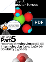 Inter Molecular Forces - Chemistry from Examville.com