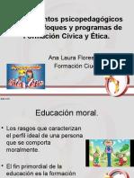 Programa Formacion Civica t Etica