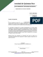 DSE-001 FO 31 Carta Compromiso