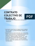 contrato colectivo de trabajo