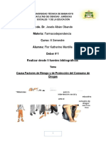 5 Fuentes Bibliograficas FARMACODEPENDIA