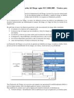 Introducción a la Metodología Para La Evaluación Del Riesgo