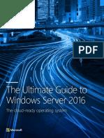 HybridCloud WS UltimateGuidetoWindowsServer2016