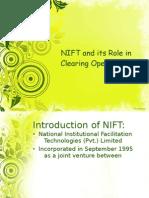 Presentation NIFT