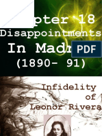 Chapter18 Rizal's Disappointments in Madrid