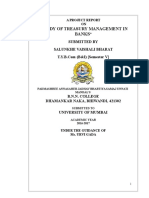 175599938 Treasury Management in Bank