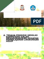 Pelaksanaan Kurikulum Berbasis Lingkungan