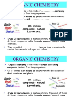 Quick Introduction to Organic Chemistry >> Examville.com Study Guides