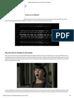 Relatos y Episodios de Errores en La Matrix _ Marcianos