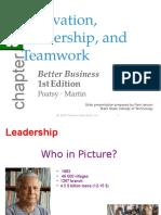 Motivation, Leadership, And Teamwork Cairo