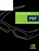 3dvision Pro User Guide (by Nvidia)